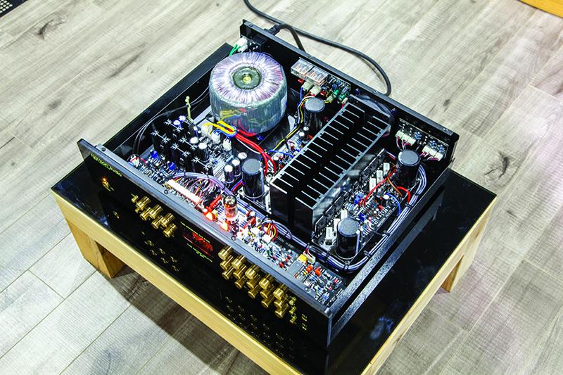 thiet ke mach Ampli mixer Navison No.200