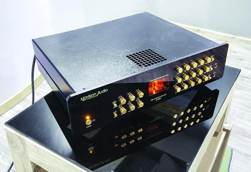 Ampli mixer Navison No.200