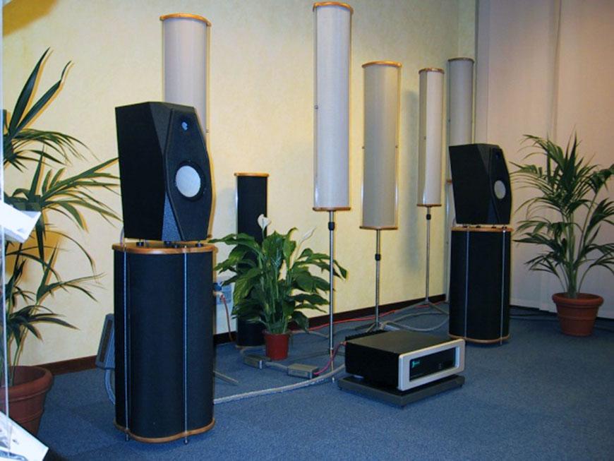 Loa Avalon Mixing Monitor 8