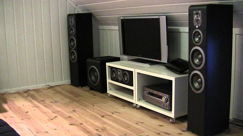 Dòng loa JBL ES – khi việc trải nghiệm âm thanh trở nên dễ dàng và tối ưu