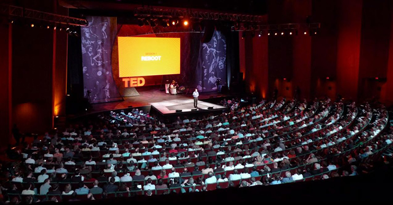TED Talks giup bạn co nhieu y tuong sang tao 3