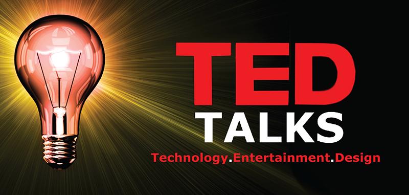TED Talks giup bạn co nhieu y tuong sang tao