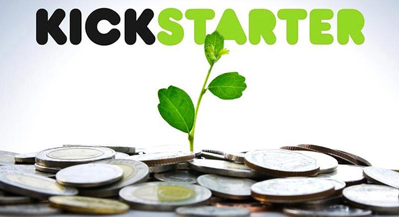 dau tu cung Kickstarter