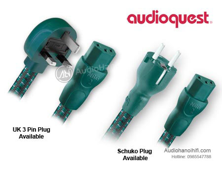 dong day nguon AudioQuest NRG 4
