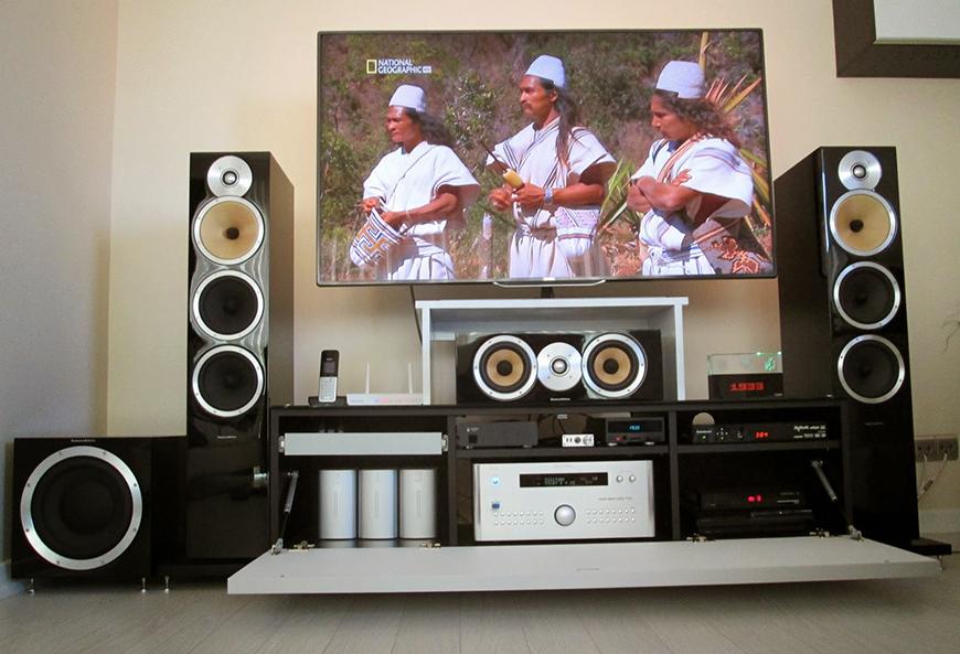 dong ampli Rotel 15 series 3