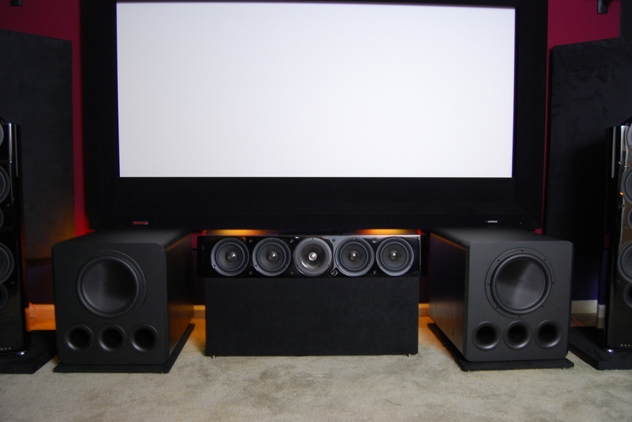 dong loa KEF Reference Series 3