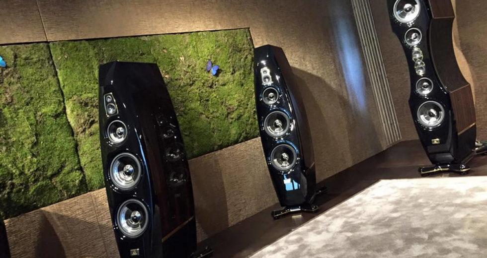 Dòng loa Kharma Enigma Veyron: Đưa Kharma lên đỉnh thế giới