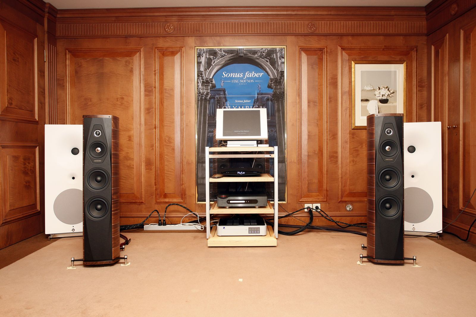 dong loa Sonus Faber Olympica