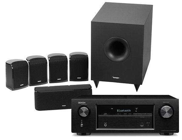 dong loa Tannoy TFX_4