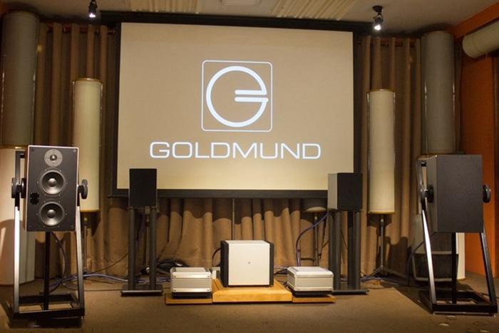 """Goldmund – """"ông lớn"""" trong giới hi-end"""