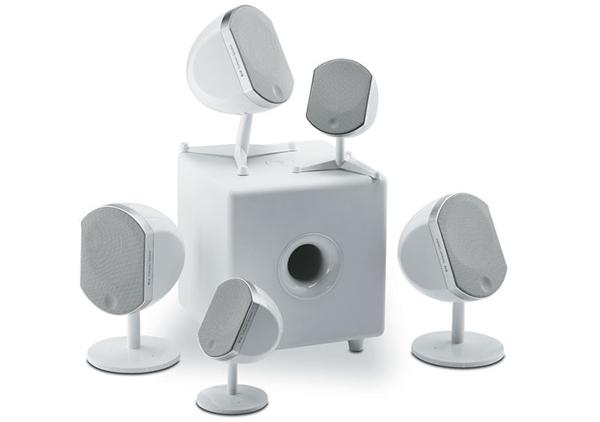 Dòng sản phẩm Focal Bird 5.1 – Hệ thống home theater mini nhỏ gọn, hiệu suất cao