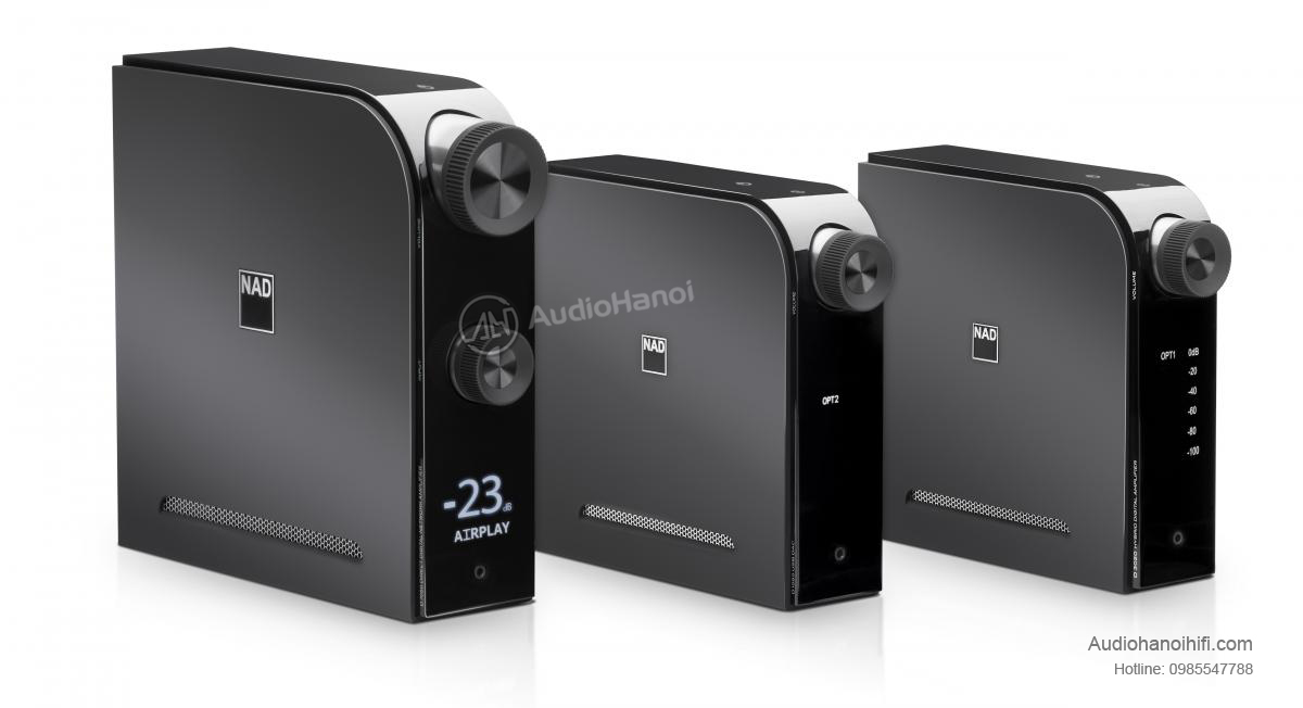 Ampli NAD D 7050 Direct Digital Network