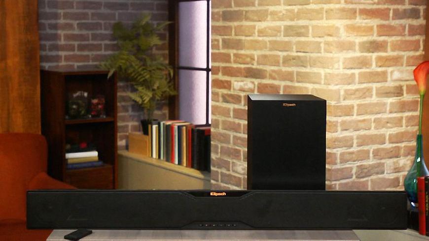 Dòng loa Klipsch dòng soundbar: Hiệu suất âm thanh đáng nể