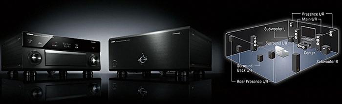 dong ampli xem phim Yamaha Aventage series