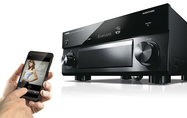 dong ampli xem phim Yamaha Aventage series 2