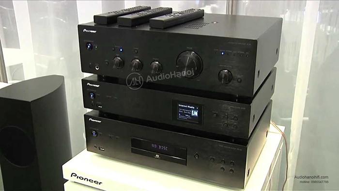 dong ampli nghe nhạc Pioneer 2