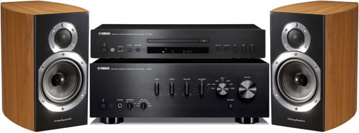 dong ampli nghe nhac Yamaha