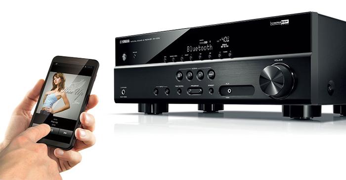 Dòng ampli xem phim Yamaha HTR series – sự tinh tế trong từng chi tiết âm thanh lẫn hình ảnh