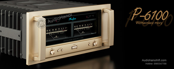 power ampli Accuphase 3