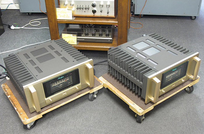 power ampli Accuphase