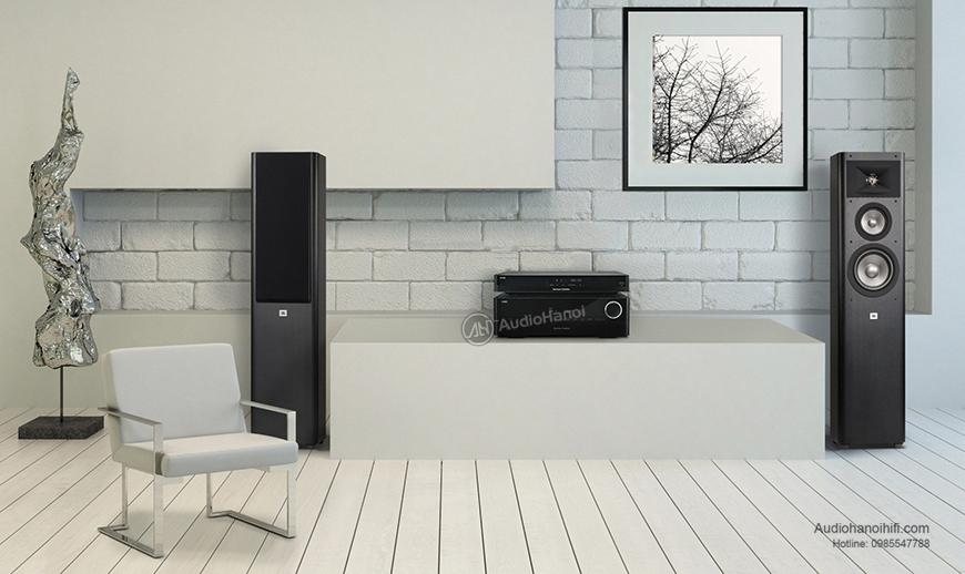 Dòng Harman Kardon Stereo Amplifier – các mẫu sản phẩm bình dân có chất lượng tốt