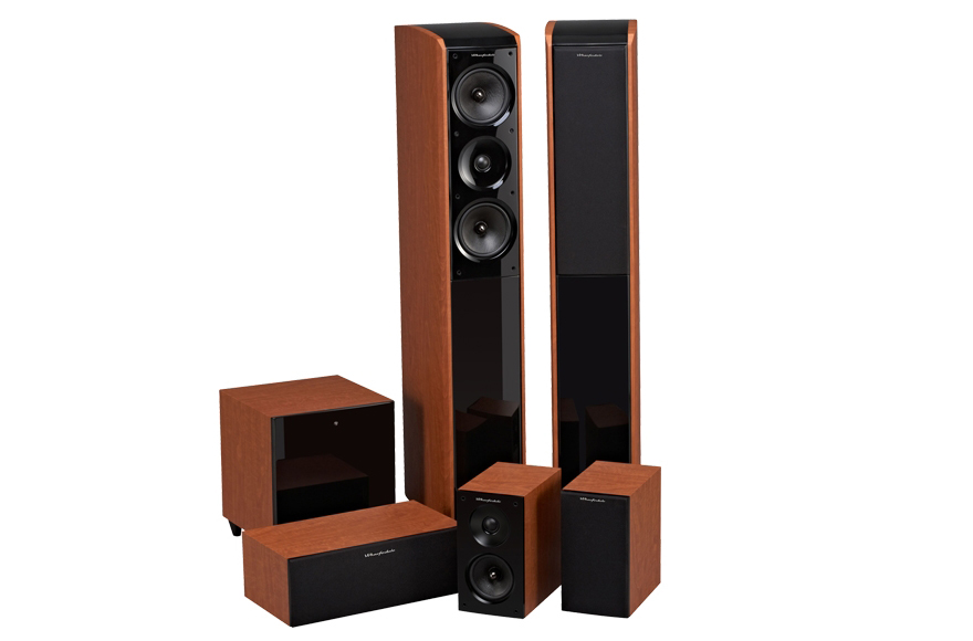 dong loa Wharfedale Home Cinema 2