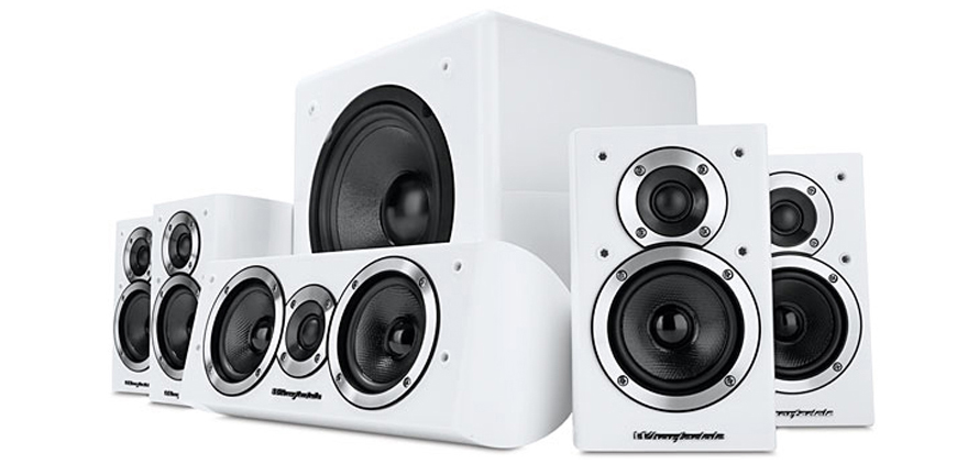 dong loa Wharfedale Home Cinema 4