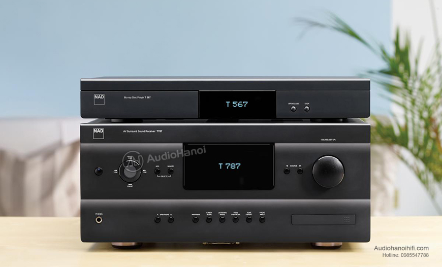 dong NAD A/V Receivers 2