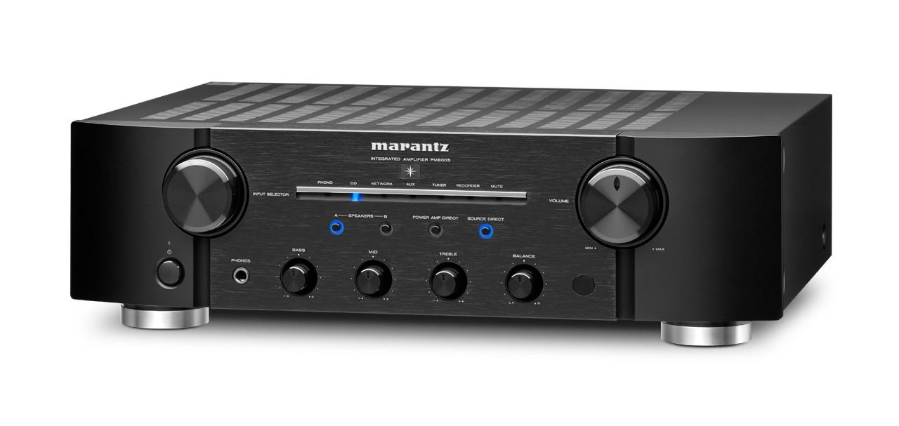 ampli nghe nhạc của Marantz can canh