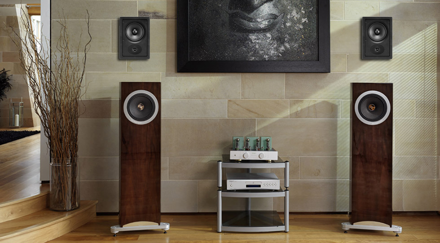 dong loa Wharfedale DC & DW 2