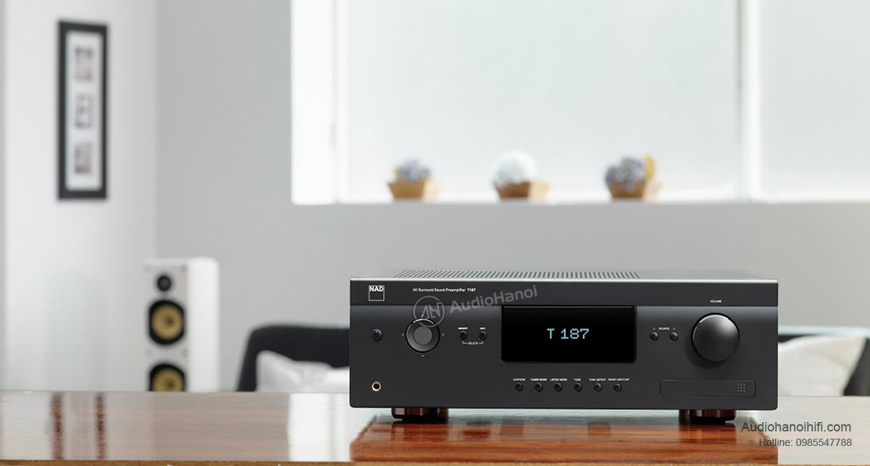 dong NAD A/V Receivers 3
