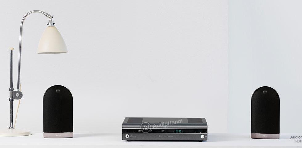 Ampli Arcam Solo series – Dòng con của Arcam Solo series sở hữu những đặc điểm ưu việt của hãng