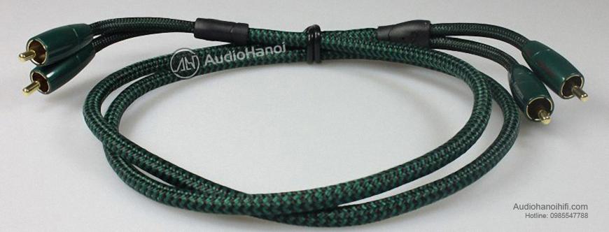 Giới thiệu dây tín hiệu AudioQuest Evergreen đem tới thành công cho hãng