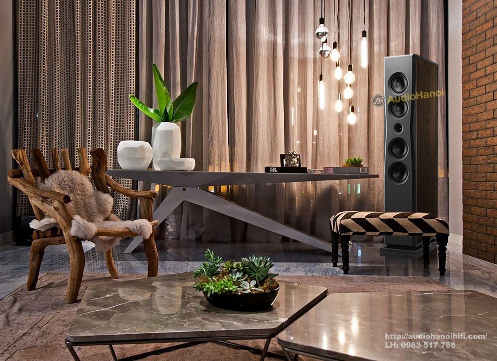 loa AudioSolutions Overture O205F dep