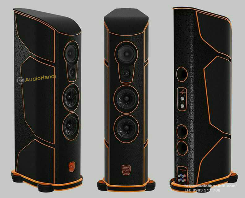 loa AudioSolutions Vantage M Anniversary chat
