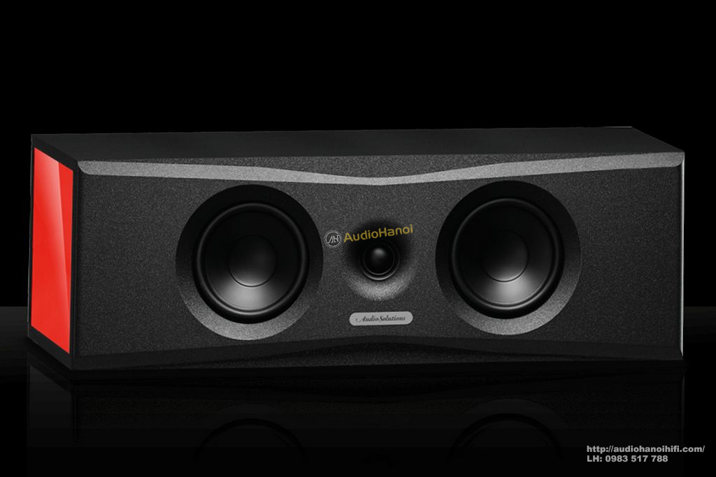 loa AudioSolutions Overture O201C dep
