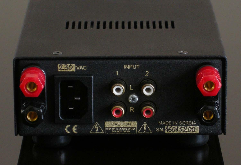 ampli Vista Audio Spark mat sau