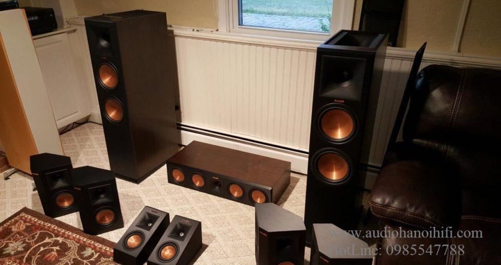 Cùng khám phá mẫu loa surround đẳng cấp, âm thanh vòm cực hay đến từ mẫu loa Klipsch RP-240S