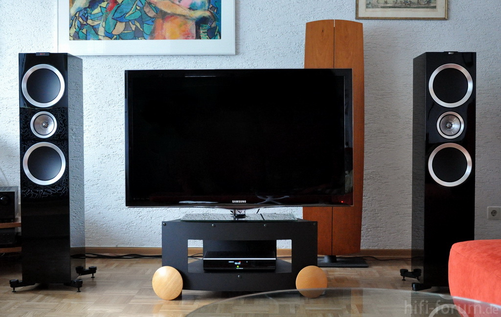 Loa KEF R900 chat