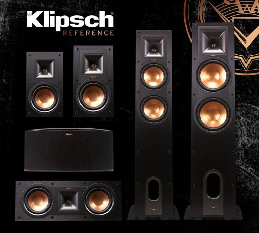 loa Klipsch R-26F chat
