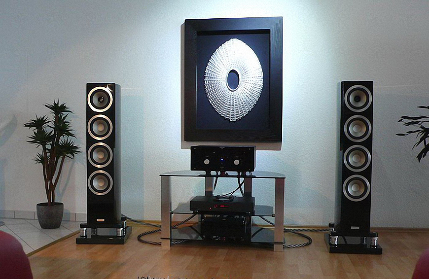 loa Tannoy Precision 6.4 chat
