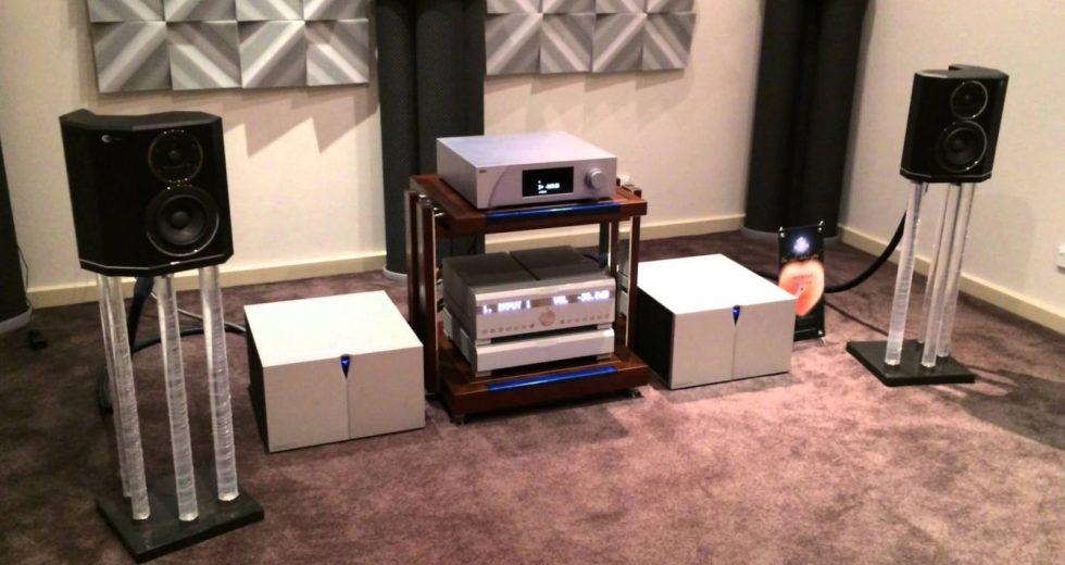 Mono block power ampli Audia Flight Strumento n°8: Giải pháp cho hệ thống âm thanh đỉnh cao
