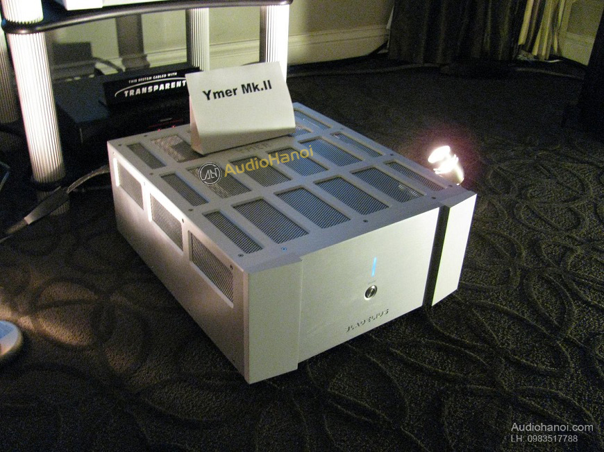 power ampli Bladelius Ymer Mk.II