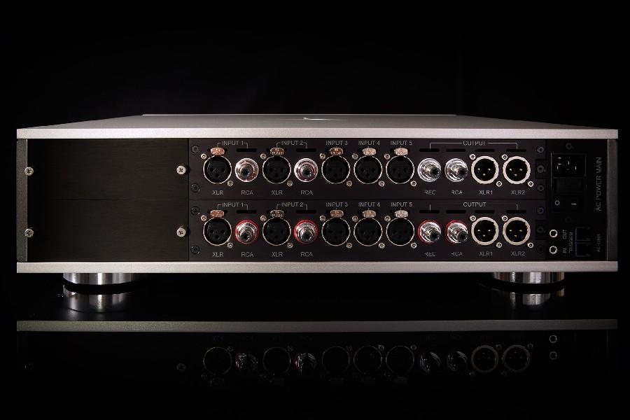 stereo pre ampli Audia Flight Strumento n°1 MK2 mat sau