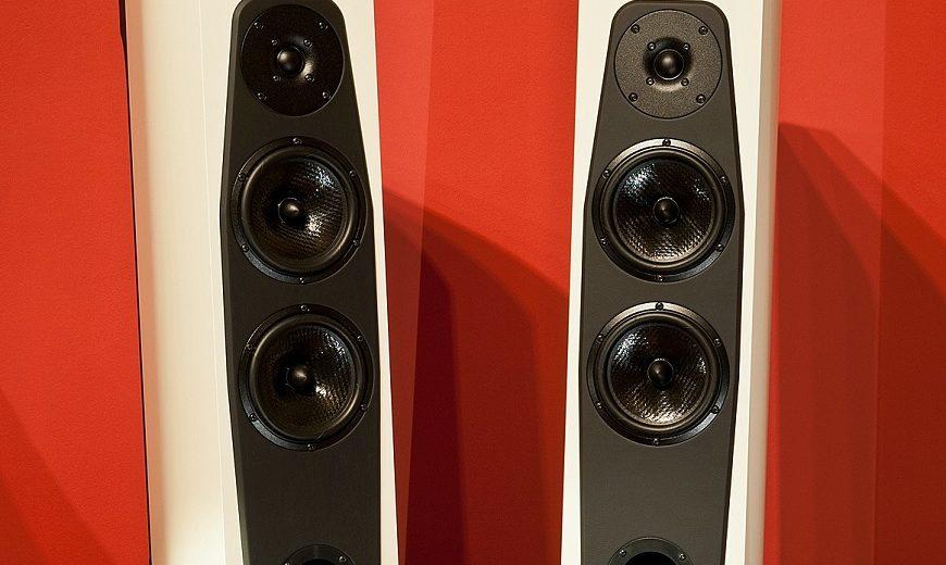 AudioSolutions giới thiệu mẫu loa đứng đầu tiên AudioSolutions Rhapsody 80 trong dòng Rhapsody