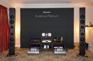 loa Dynaudio Evidence Platinum dep