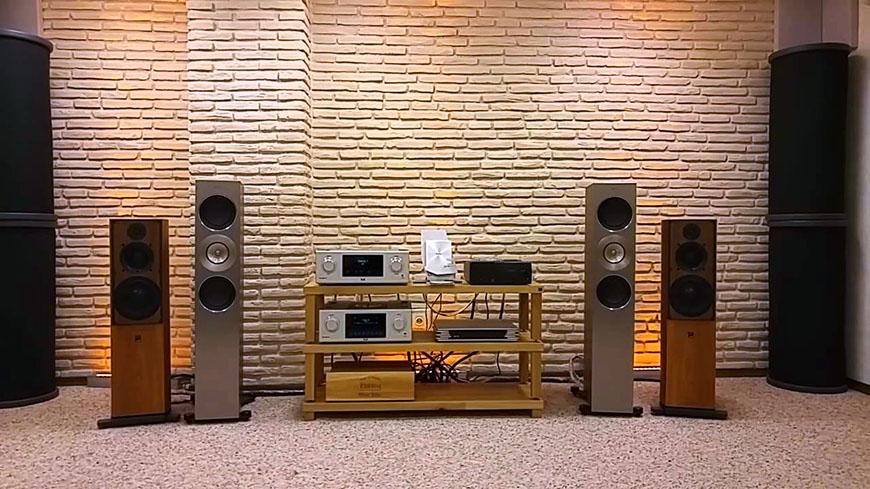 Cặp loa đứng KEF Reference 3 thỏa mãn đôi tai của những tín đồ audiophile