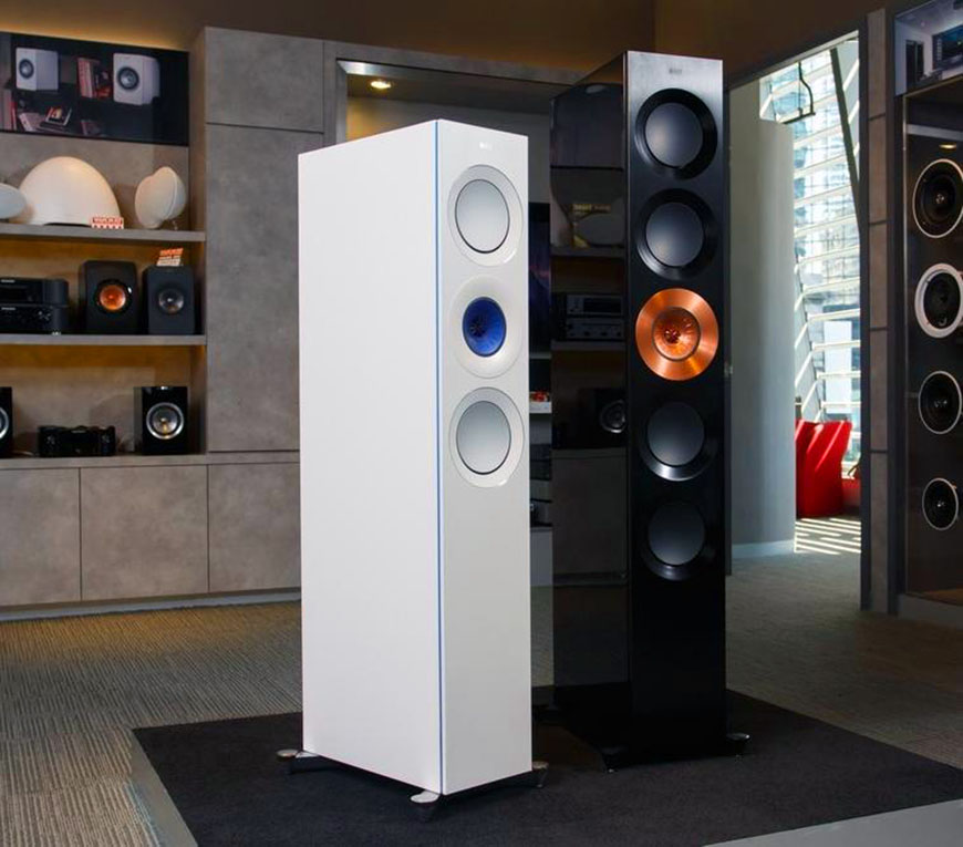 loa KEF Reference 3