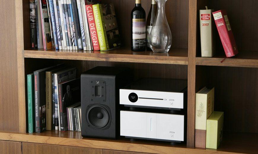 Mẫu loa bookshelf Quad S-1 hay cho mọi không gian