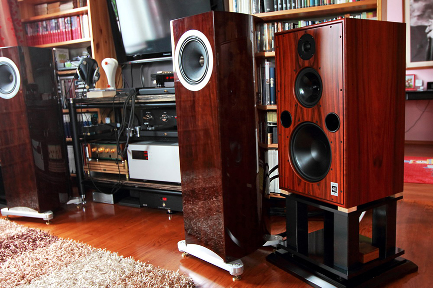 loa Tannoy Definition DC10A